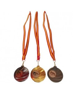 Medalha de tênis de mesa