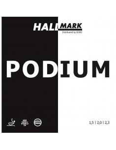 Borracha HALMARK Podium