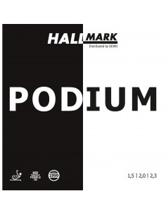 Rubber HALMARK Podium