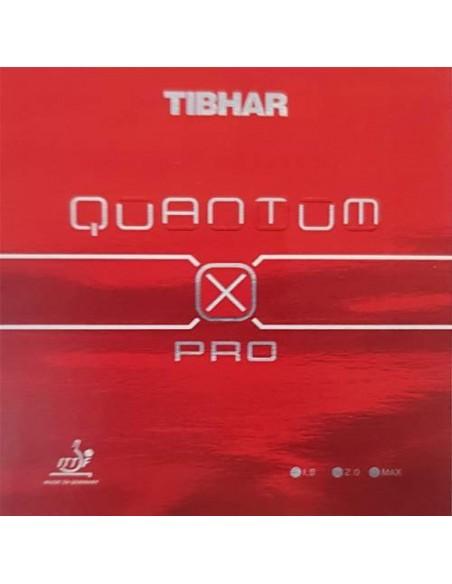 Rubber Tibhar Quantum X PRO
