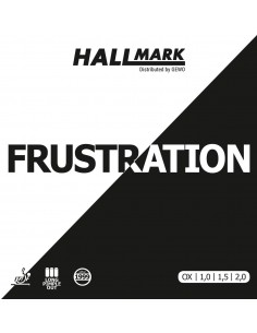 Rubber Hallmark Frustration