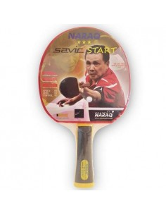 NARAQ Table tennis Bat Savic 3***