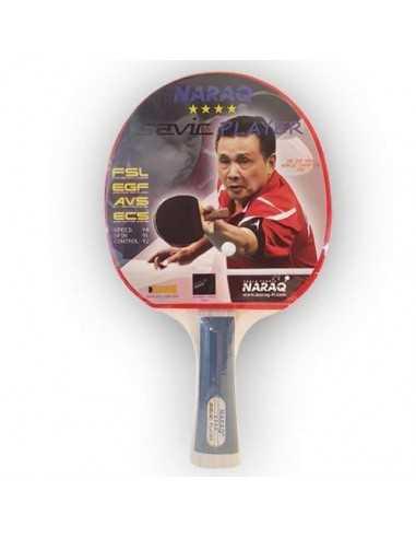 NARAQ Table tennis Bat Savic 4***