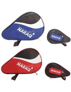 Funda NARAQ Round con bolsillo portapelotas