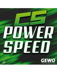 Borracha GEWO CS Powerspeed