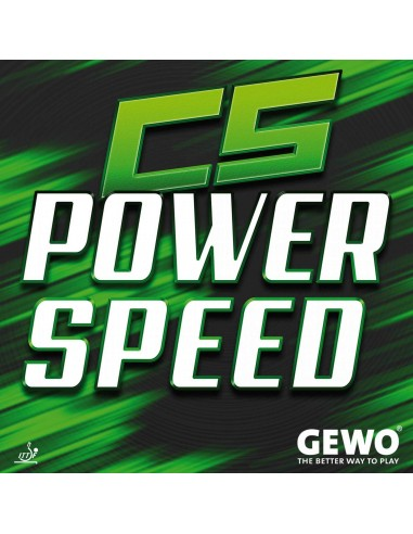 Rubber GEWO CS Powerspeed