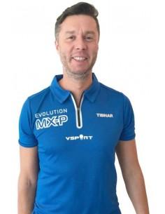 Vladimir Samsonov Oficial Shirt Tibhar GLOBE