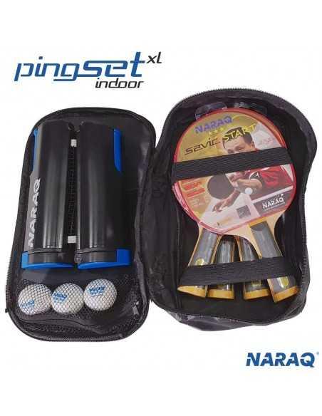 NARAQ PingSet Indoor 4 bats