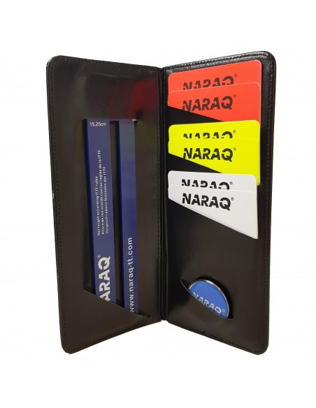 NARAQ DeLuxe referee set in functional case