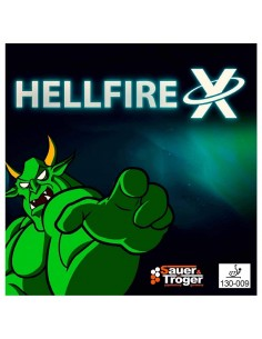 Borracha Sauer & Tröger Hellfire X