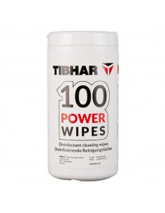 Toallitas desinfectantes Tibhar 100 wipes