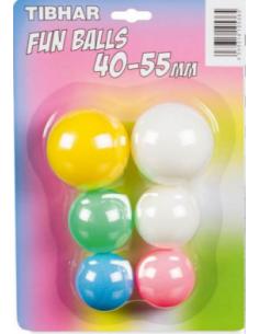 Fun Balle Tibhar Bicolor