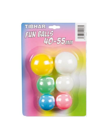 Fun balls Tibhar 40-55mm