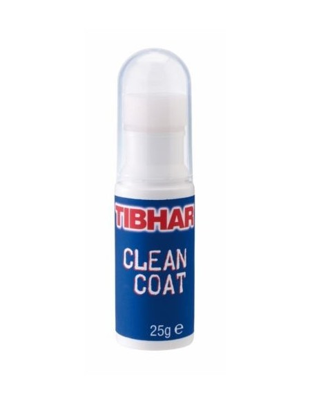 Holzversiegelung Tibhar Clean Coat