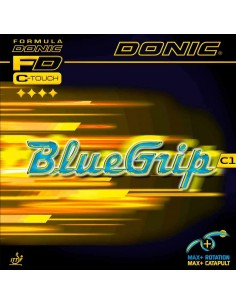 Rubber Donic Blue Grip R1