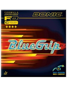 Borracha Donic Blue Grip C2
