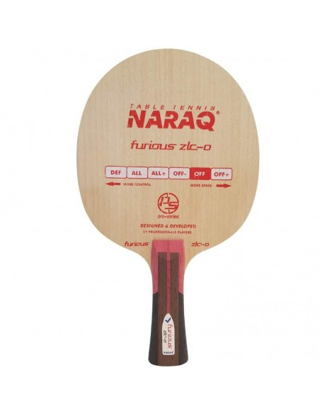 NARAQ blade FURIOUS ZLC-o