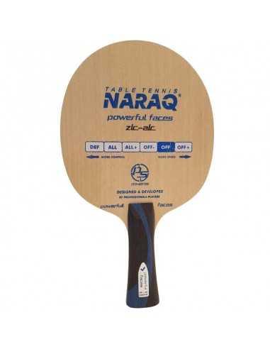 NARAQ blade TWO FACES Zlc / Alc