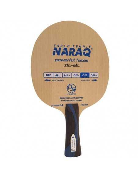 NARAQ blade POWERFUL FACES Zlc / Alc
