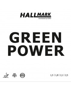 Borracha Hallmark Green Power