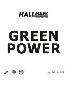 Rubber Hallmark Green Power