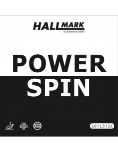 Borracha Hallmark Power Spin