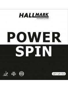 Rubber Hallmark Power Spin