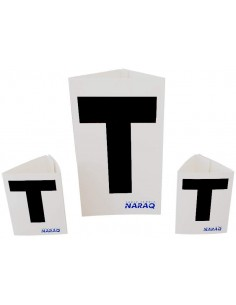 NARAQ Referee TIME OUT cards