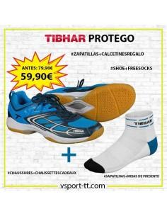 Zapatillas Tibhar Protego Rapid