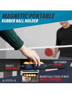 Joola Magnetic Ball Holder set