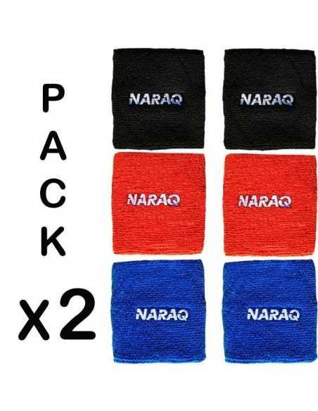NARAQ Wristband JS Pack X2