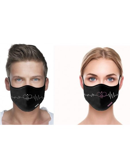 NARAQ reusable sports mask Rackets