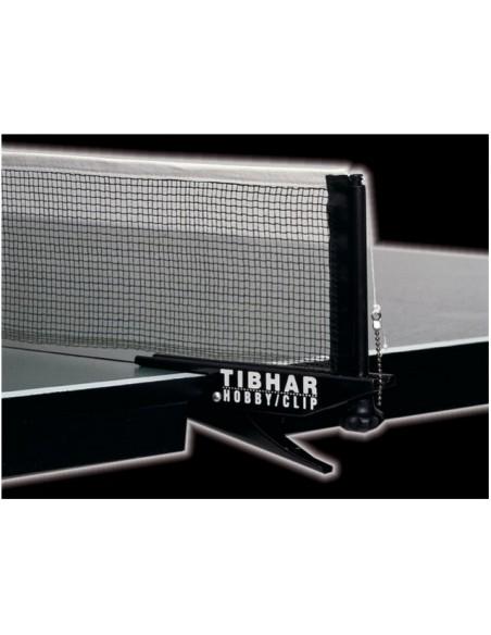 Netzgarnitur Tibhar Hobby Clip