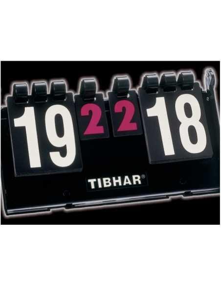 Scorer Tibhar Smash