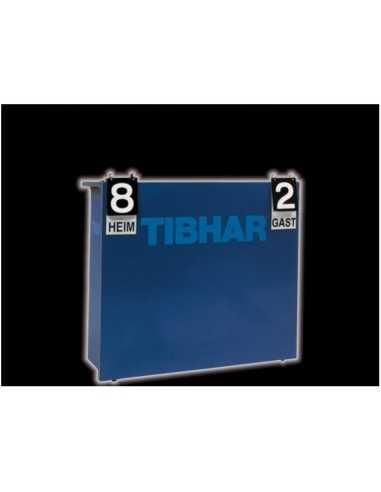 Marcador Tibhar para Mesa de Árbitro.