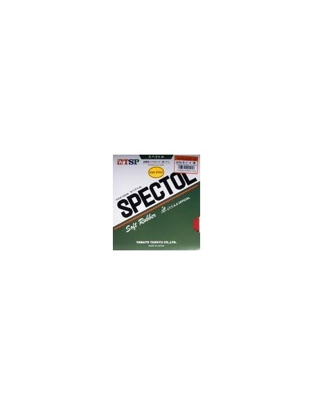 Rubber TSP Spectol Speed Sponge